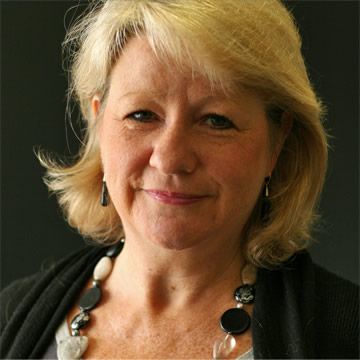 Jaqueline Campbell - Project Director